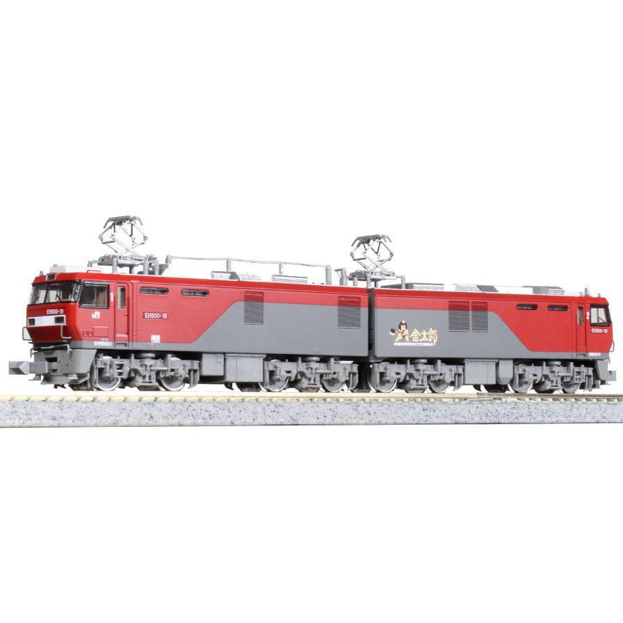 カトー (N) 3037-3 EH500 3次形 新塗装 返品種別B