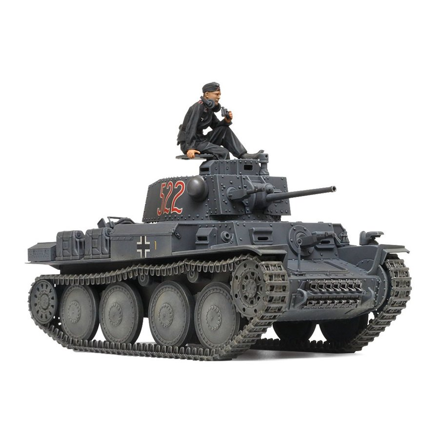 タミヤ 1 35 ドイツ軽戦車 本日の目玉 流行 38 t 返品種別B プラモデル F型 35369 E