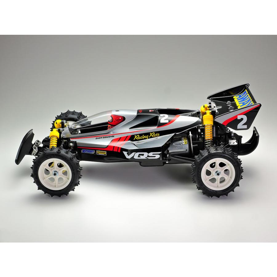 タミヤ 1 10 早割クーポン 電動RCカー組立キット VQS 2020 返品種別B メーカー公式 58686 ラジコン