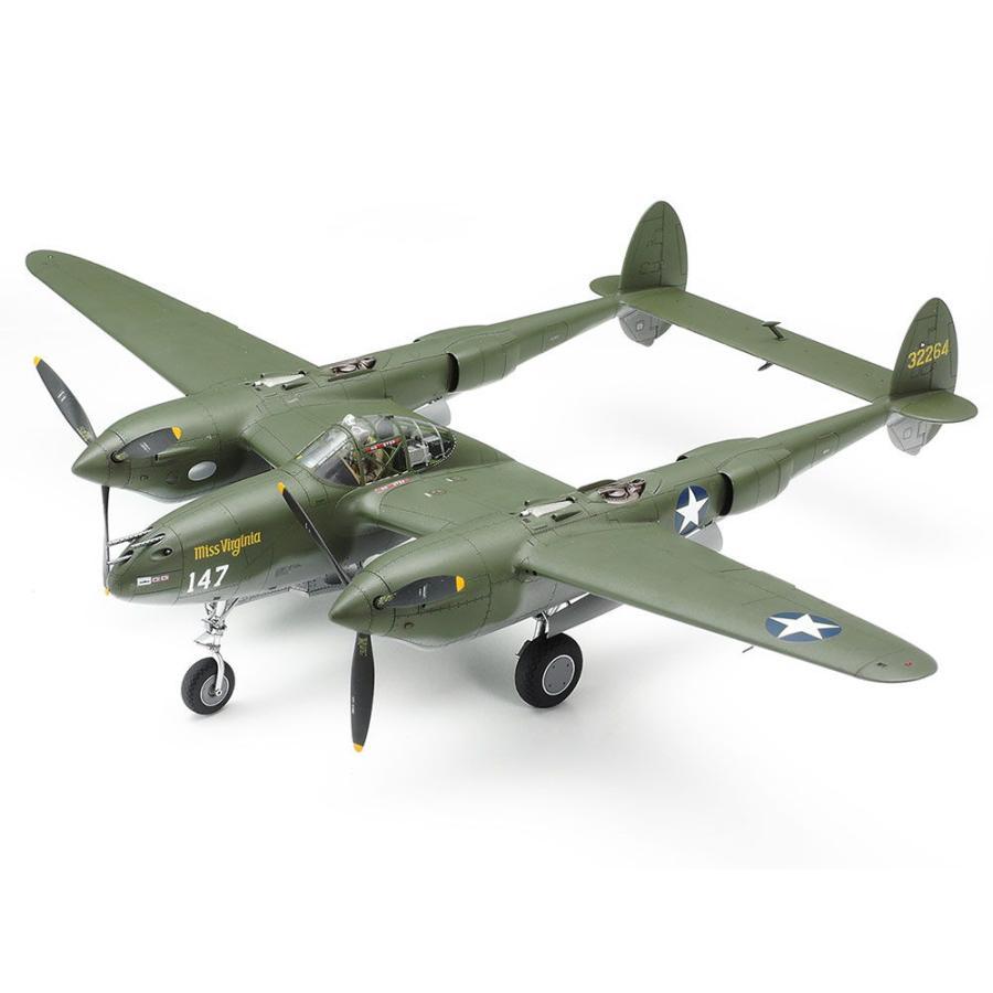 タミヤ 1 48 当店は最高な サービスを提供します ロッキード P-38F 好評受付中 ライトニング G プラモデル 返品種別B 61120