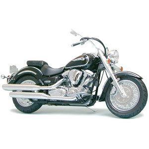 タミヤ おしゃれ 1 12 オートバイシリーズ No.80 ヤマハ 販売実績No.1 返品種別B プラモデル XV1600 14080 ロードスター