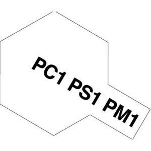 人気海外一番 タミヤ お見舞い ポリカーボネートスプレー PS-1 ホワイト 返品種別B