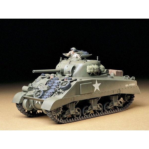タミヤ セール価格 1 35 アメリカ M4シャーマン戦車 返品種別B プラモデル 35190 受注生産品 初期型