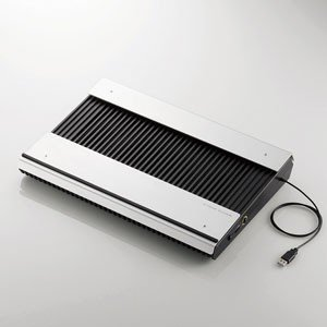 エレコム ノートPC用クーラー 高耐久性×極冷 SX-CL23LBK 15.4〜17インチ対応 大特価!! 直輸入品激安 返品種別A