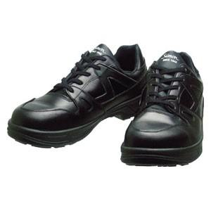 シモン 安全靴 短靴 黒 26.0cm 8611BK26.0 返品種別A