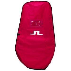 ジェイリンドバーグ トラベルカバー(9.5型まで対応・レッド) J.LINDEBERG 28682 JL-818 RD 返品種別A