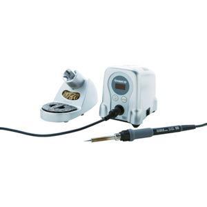 白光 デジタル小型温調式はんだこて(鉛フリーはんだ対応) ステーション型はんだこて FX888D-01SV 返品種別A