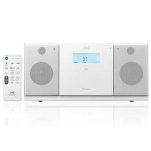 年間定番 JVC Bluetooth機能搭載USB対応CDラジオ ホワイト 返品種別A NX-PB30-W ※アウトレット品