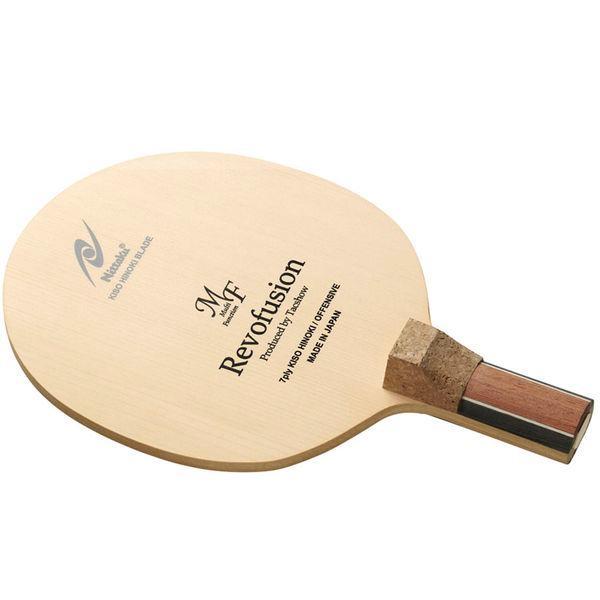 ニッタク 卓球 ペンラケット Nittaku レボフュージョン MF J NT-NE6410 返品種別A