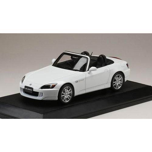 ホビージャパン 1/ 18 ホンダ S2000(AP1-200) グランプリホワイト(HJ1810W)ミニカー 返品種別B