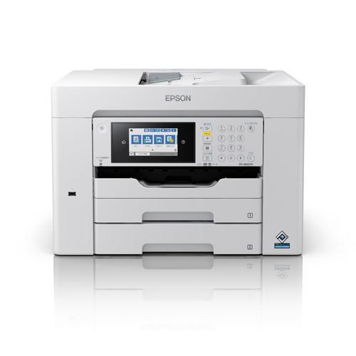 エプソン 割引 特価キャンペーン A3ノビ カラー対応 インクジェットプリンタ複合機 EPSON 返品種別A PX-M6011F FAX搭載