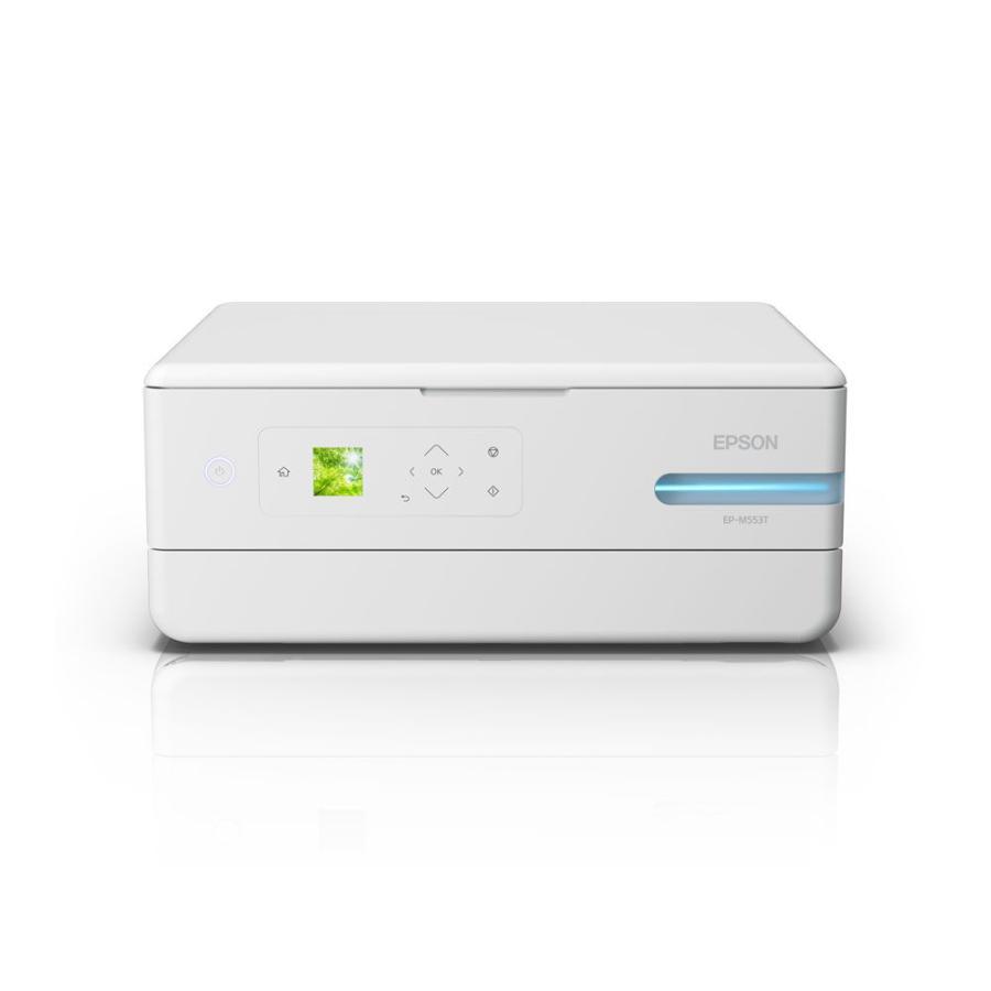 エプソン セール品 エコタンク搭載 A4プリント対応 インクジェットプリンタ複合機 待望 EPSON 返品種別A EP-M553T