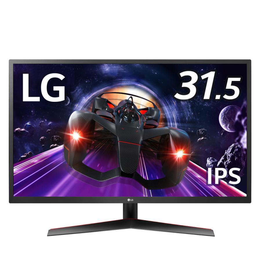 LG 31.5型 IPS 日本製 フルHD ワイドモニター 現品 D-Sub HDMI DP3系統 返品種別A 32MP60G-B Mode対応 ブルーライト低減モード FreeSync DAS