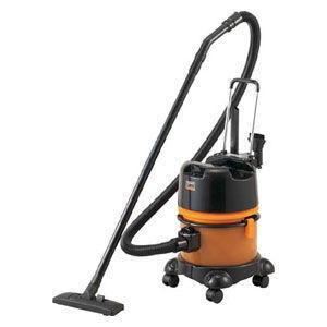 トラスコ中山 業務用掃除機乾湿両用1100W TVC134A 返品種別A