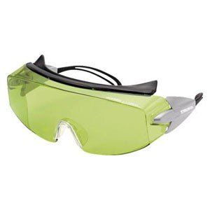 トラスコ中山 レーザー用保護メガネ YAG用 TLSGYG 返品種別A