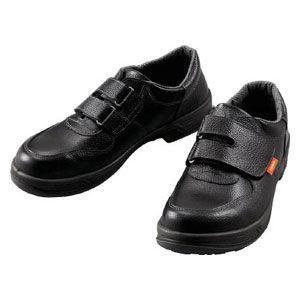 トラスコ中山 安全靴 短靴マジック式 JIS規格品 27.0cm TRSS18A270 返品種別A