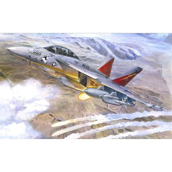 トランペッター 1/ 32 EA-18G グラウラー(03206)プラモデル 返品種別B