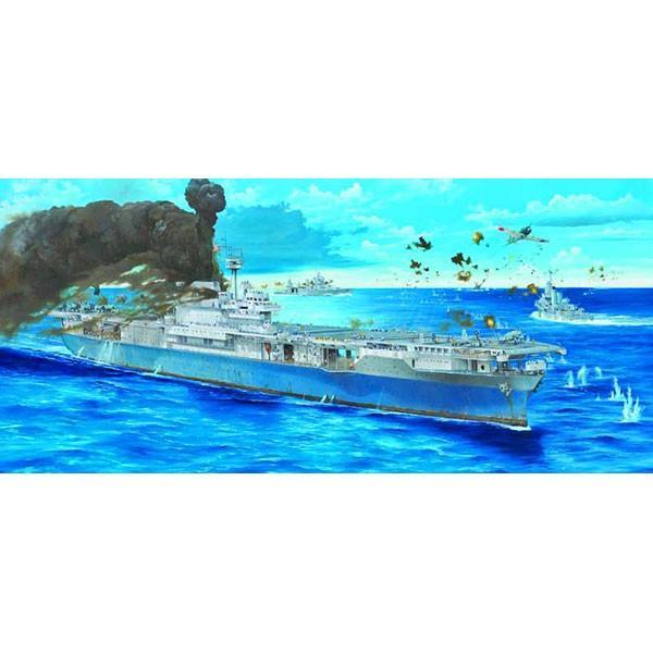 トランペッター 1/ 200 アメリカ海軍 航空母艦 CV-5 ヨークタウン(03711)プラモデル 返品種別B