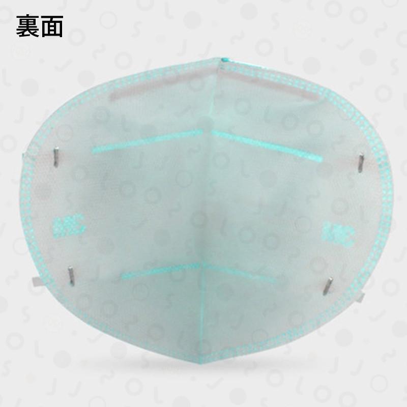 医療用マスク 3M 9132 マスク N95 折りたたみ式 防護マスク 5枚入り 新品 個別包装品 送料無料  即納 「正規保証」緊急入荷 joso 11