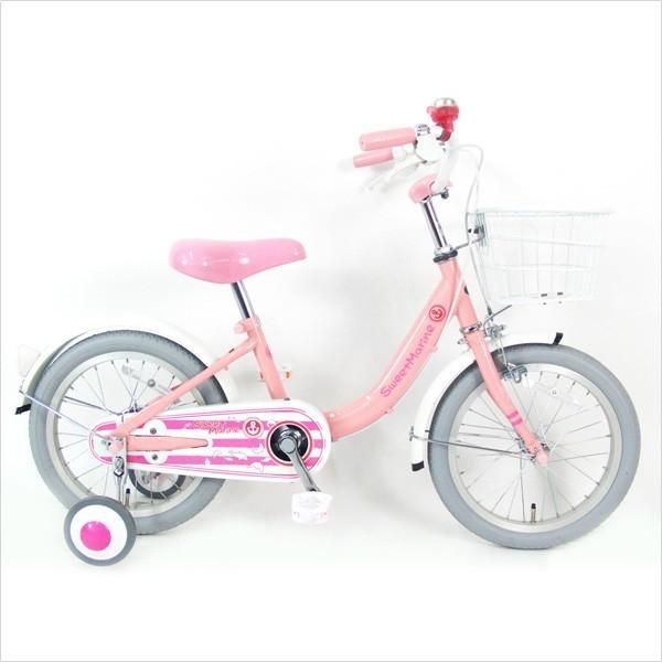 C.Dream マリン 18インチ 幼児自転車 シンプルでかわいいデザイン 激安価格 子ども自転車 M81