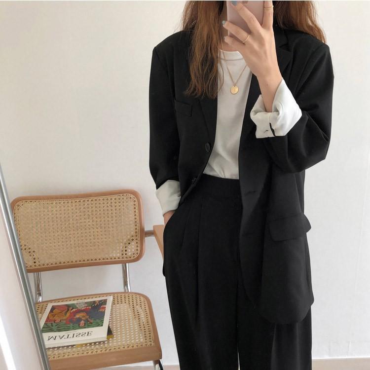 スーツ 卒業 式 黒