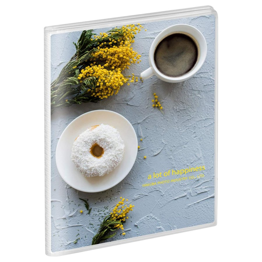 HAKUBA アルバム PポケットアルバムNP 2Lサイズ 20枚 コーヒーブレイク APNP-2L20-CFB|joyfulmall