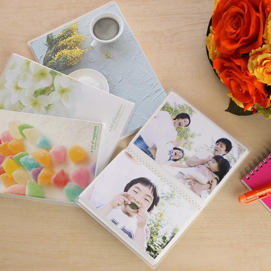 HAKUBA アルバム PポケットアルバムNP 2Lサイズ 20枚 コーヒーブレイク APNP-2L20-CFB|joyfulmall|04