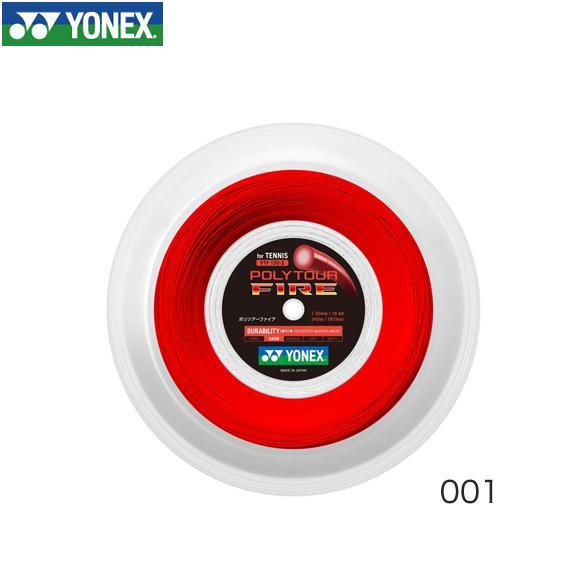 テニス ガット ストリング ヨネックス(yonex) ポリツアーファイア130(240M) PTF130-2 取寄