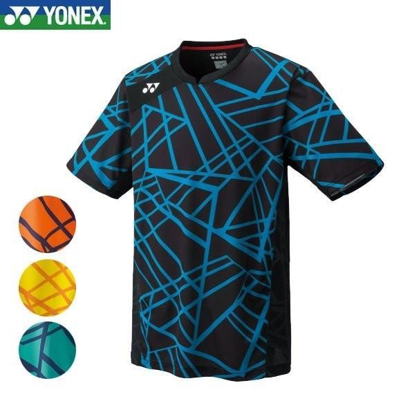 [クーポンでお得]テニス バドミントン ウェア ヨネックス(Yonex) メンズゲームシャツ 10236 取寄