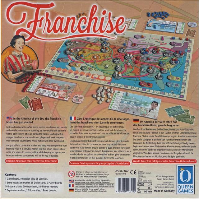 Board Games Franchise