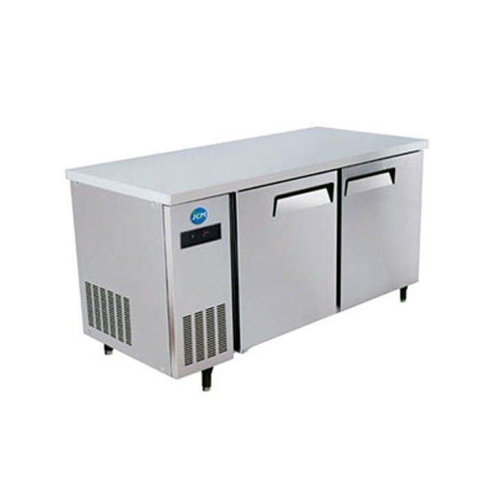 インバーター制御ヨコ型冷蔵庫 業務用 冷蔵 新鮮 食材 調理 JCMR-1260T-I JCM (代引不可)