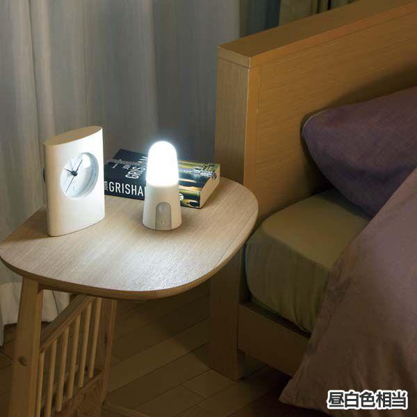 センサーライト LED 乾電池式 人感センサー 屋内 室内 照明 明るい スタンドタイプ 引っ掛け BSL40SN-W・BSL40SL-W アイリスオーヤマ joylight 02