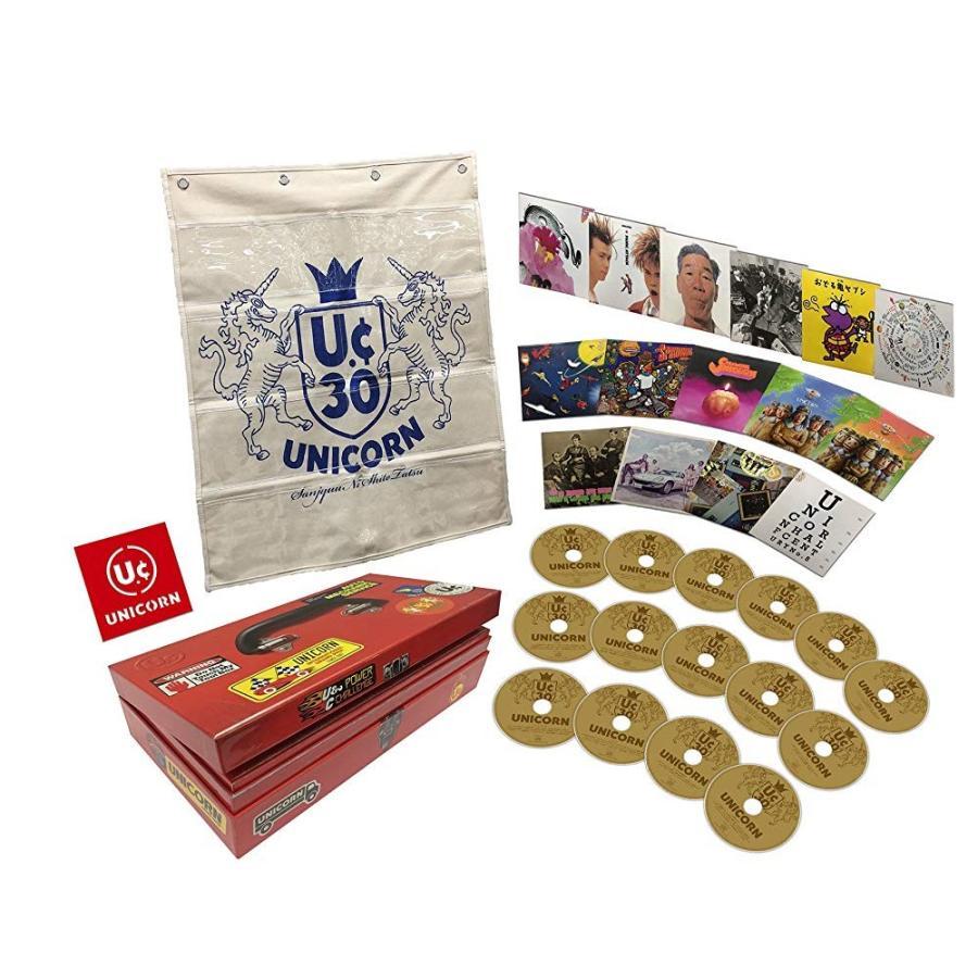 UC30 若返る勤労(完全生産限定盤) [CD] ユニコーン
