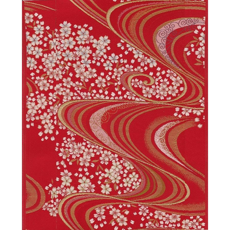 カット販売 西陣ウォール Nw桜水文 壁紙 織物 織り物 反物 着物 和 金