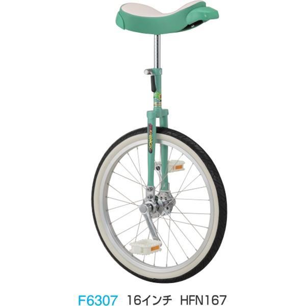 フラップ 学校 体育 保育園 一輪車 フラミンゴ・ノーパンク16インチ HFP168 6307 <2019NP>