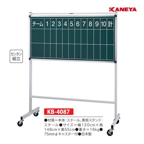 おすすめ カネヤ 学校 体育 得点 野球得点板スタンドツキ KB-4087 <2020CON>, handmade mamiri 8fc86781