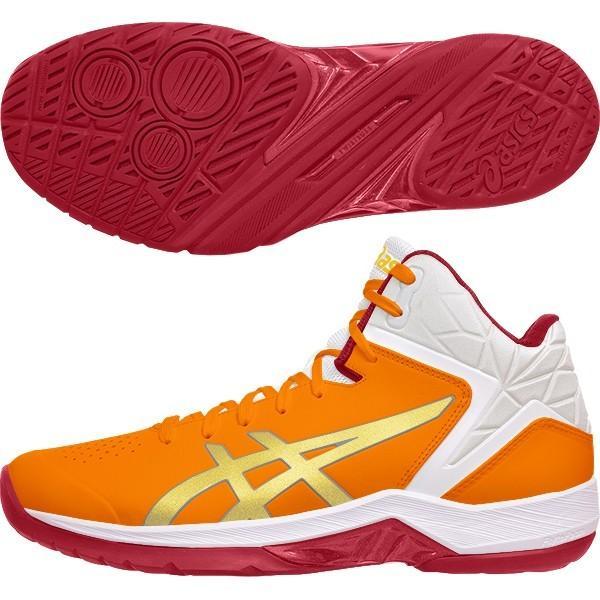 アシックス バスケットボールシューズ スペシャルオーダー GELTRIFORCE 3 足幅 幅広 WIDE TBF811-09 ベースカラーとプリントカラーの同色不可