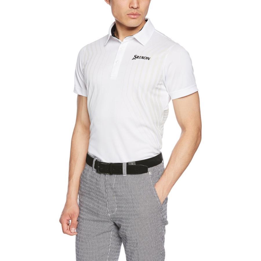 [スリクソン] 半袖シャツ RGMLJA02 メンズ WH00(ホワイト)