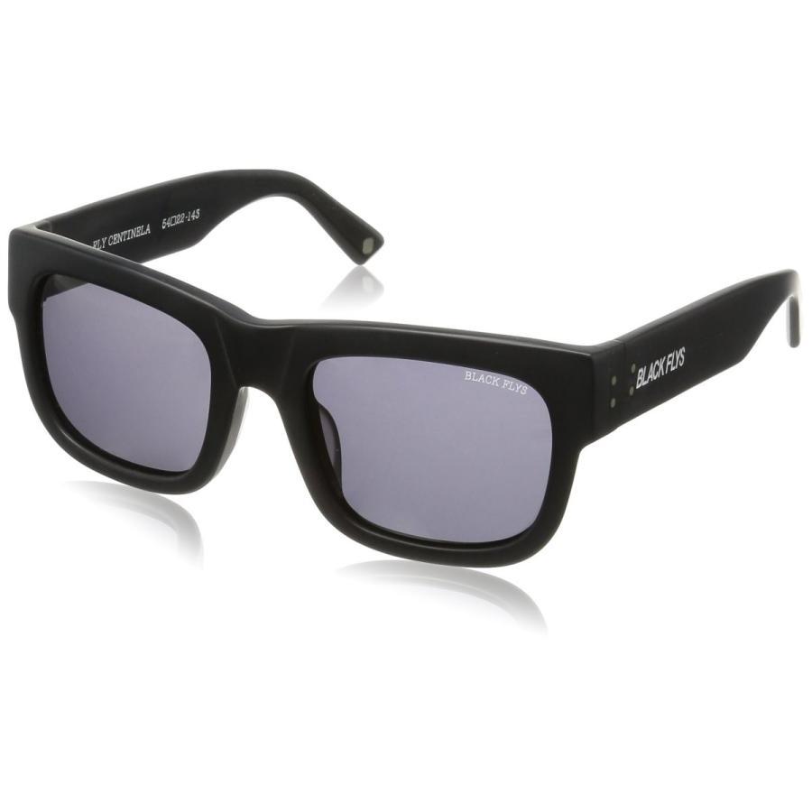 [ブラックフライズ] FLY CENTINELA BF-14826 メンズ MATT 黒/SMOKE