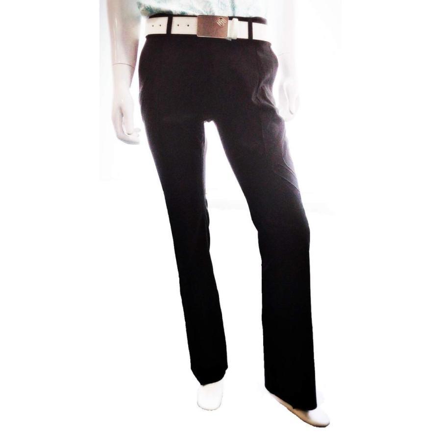 公式 sub seventy 【サブセブンティー】 Sマークパンツ AS20046 BLACK LLサイズ、 無地パンツ ブラック メンズゴルフパンツ ホ, 【後払い手数料無料】 b2bbcb24