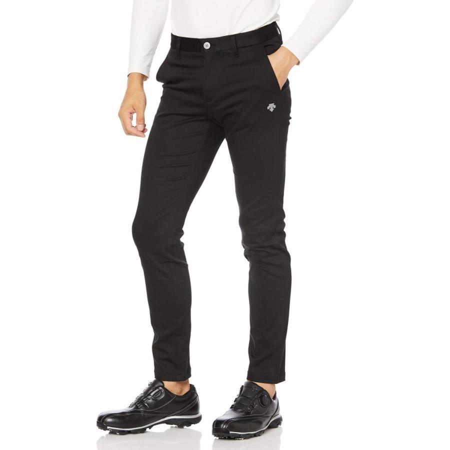 [デサントゴルフ] パンツ DGMOJD02 メンズ ブラック