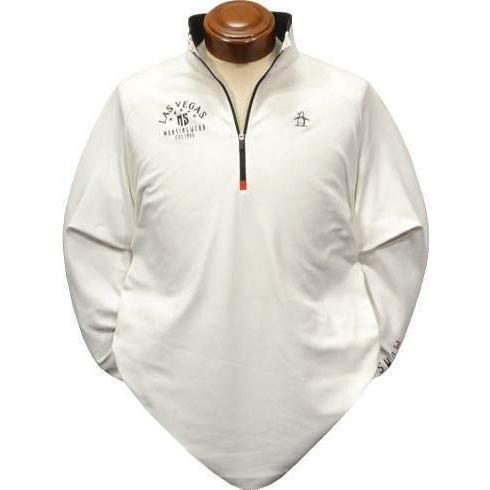 [マンシングウェア] 長袖シャツ MGMOJB10 メンズ ホワイト