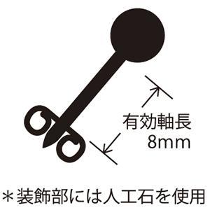 セイフティピアッサー ゴールド アメジスト 5M102YL|jpsstore|03