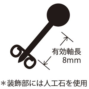 セイフティピアッサー ゴールド ローズ 5M110YL jpsstore 03