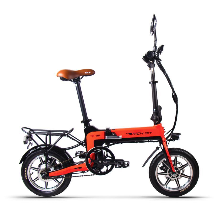 RICHBIT TOP619 SmarteBike  近未来型小型EV 電動自転車 電動バイク 電動スクーター 原付 折り畳み 公道可 在庫即納|jpstars|26