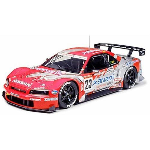 ◆新品◆タミヤ 1/24 スポーツカーシリーズ ザナヴィ ニスモGT-R (R34)(在庫あり)