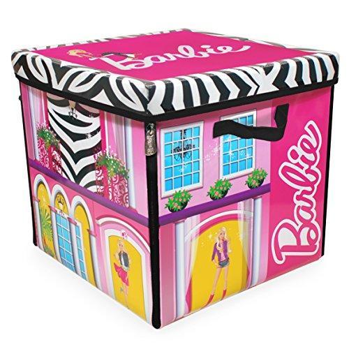 ◆新品◆バービーNeat-Oh! Barbie ZipBin Dream House Toybox & Playmat A1465XX(在庫あり)