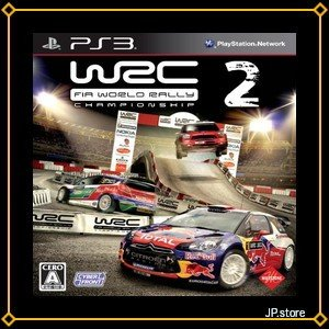 ◆新品◆WRC 2 FIA World Rally Championship - PS3(在庫あり)