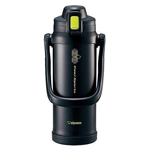 ◆新品◆象印マホービン(ZOJIRUSHI) 水筒 クール スポーツボトル 直飲み ライムブラック SD-BB20-BG(在庫あり)