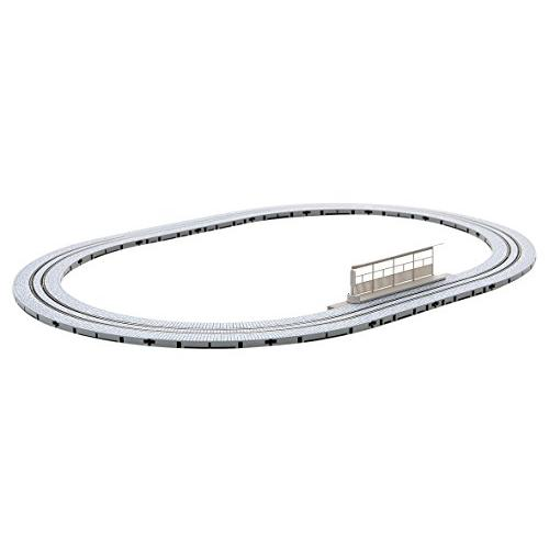 ◆新品◆TOMIX Nゲージ ワイドトラムミニレールセット 基本セット レールパターンMA-WT 石畳 91084 鉄道模型 レールセット(在庫あり)